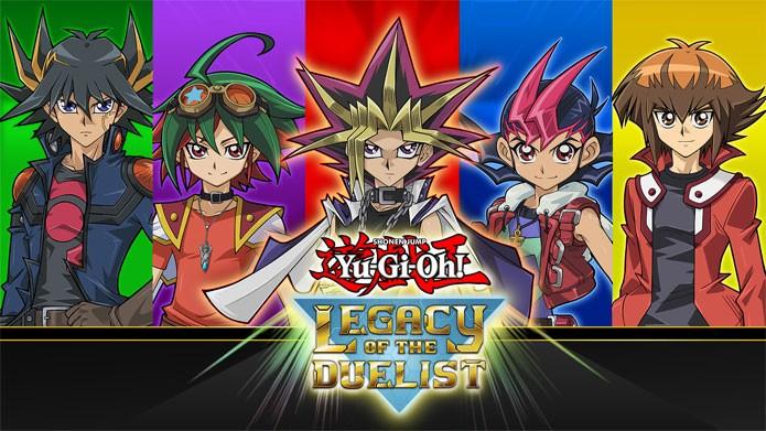 Yu-Gi-Oh ganha versão inédita com personagens da TV no PS4 e Xbox One (Foto: Divulgação)