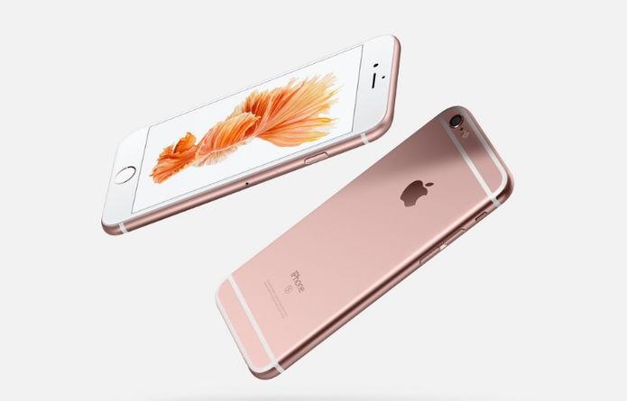 iPhone 6S Plus oferece menos acessórios que o Galaxy Note 7 (Foto: Divulgação/Apple)