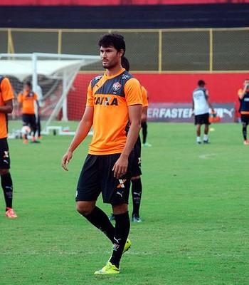 Pedro Ken; Vitória (Foto: Divulgação/EC Vitória)