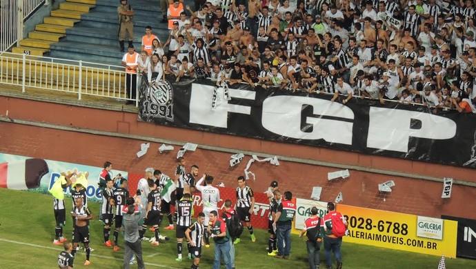 Joinville x Figueirense (Foto: João Lucas Cardoso)
