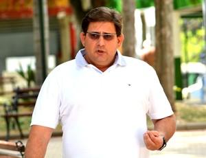 Guto Ferreira Técnico Ponte Preta (Foto: Marcel Kassab / GloboEsporte.com)