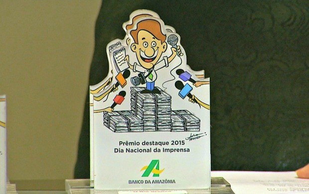 Prêmio foi entregue nesta terça-feira (09) na capital (Foto: Bom Dia Amazônia)