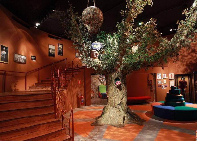 Uma nova exposição sobre a série infantil Castelo Rá-Tim-Bum, produzida e exibida pela TV Cultura entre 1994 e 1997, será aberta ao público nesta sexta-feira, 31, no Memorial da América Latina