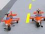 Simuladores de voo de graça atraem público em shopping de Campinas
