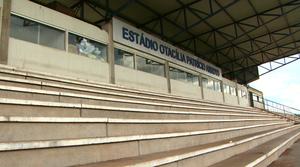 Treino do Monte Azul (Foto: Ronaldo Oliveira / EPTV)