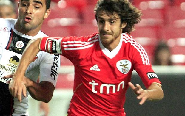 Aimar - Benfica (Foto: EFE)