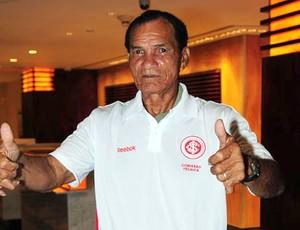 Manga ex-goleiro do Internacional (Foto: Divulgação / Site Oficial do Internacional)