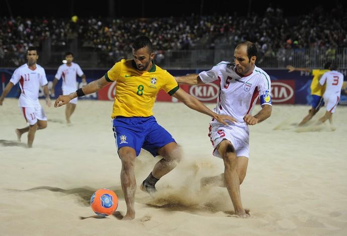 bruno xavier brasil copa do mundo futebol de areia (Foto: Getty Images)