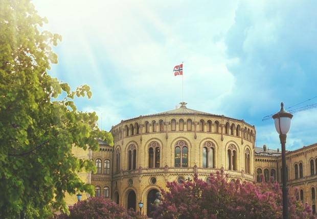 Parlamento da Noruega (Foto: Thinkstock)