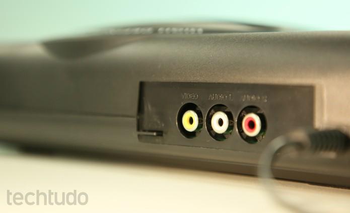 Novo Mega Drive  (Foto: João Balbi / TechTudo)