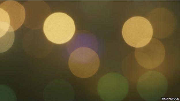 Damon descreve imagens como um 'zumbido visual' (Foto: Thinkstock/BBC)