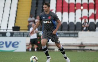 """Jean manda recado ao Botafogo: """"O Vasco de hoje é totalmente diferente"""""""