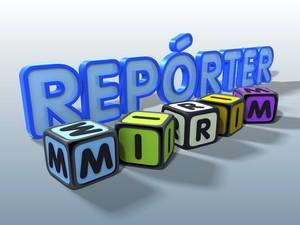 Logo Repórter Mirim da TV Integração (Foto: Reprodução/TV Integração)