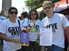 Servidores do INSS em greve no AC entregam carta aberta à população