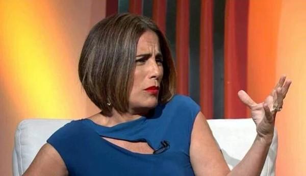 """Gloria Pires fez comentários lacônicos sobre os indicados: """"Sou atriz. Eles (Artur Xexeo e Maria Beltrão) é que são comentaristas (Foto: Reprodução)"""
