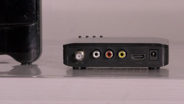Conversor digital é necessária para TVs que não recebem sinal HD. (Foto: TV Verdes Mares)