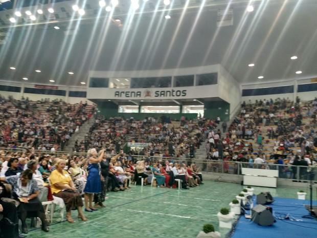 Cerca de 4 mil pessoas são esperadas no Congresso (Foto: Divulgação)
