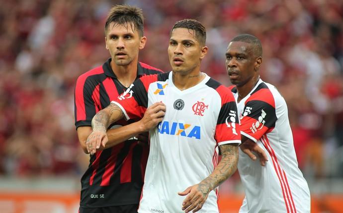 6343caa9e3 Ausências e mudanças  momento do Flamengo para encarar o Atlético-PR