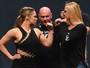 Holly Holm revela torcida por Ronda no dia 30 para ser a única a derrotá-la