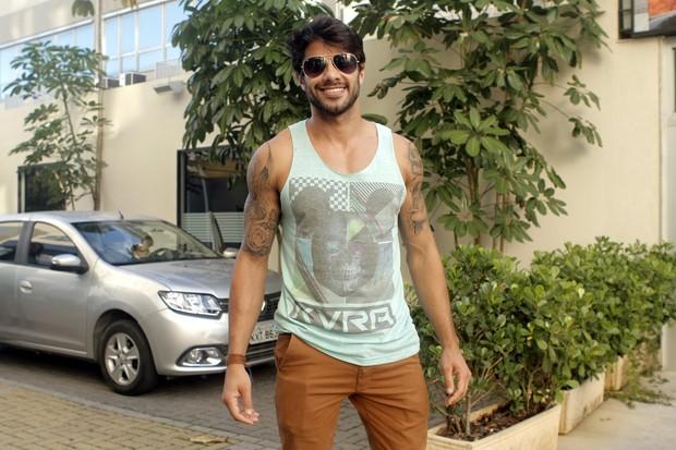 Renan  (Foto: Anderson Barros / Ego)