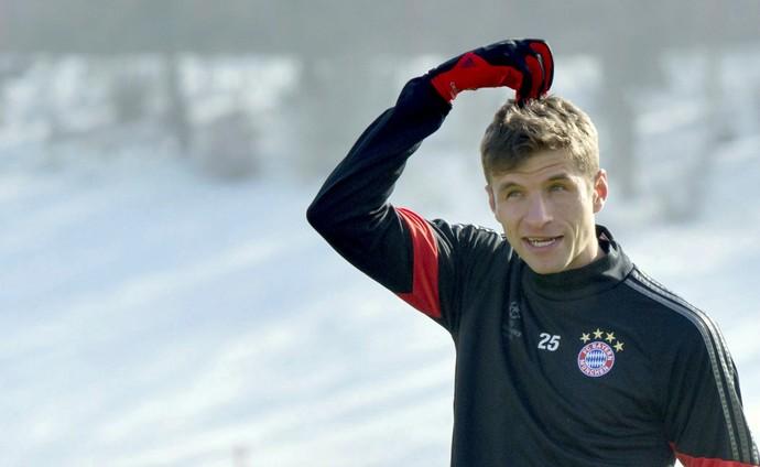Thomas Müller Bayern (Foto: EFE)