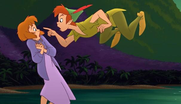 Deste vez Peter precisa salvar Jane, filha de Wendy (Foto: Divulgação/Reprodução)