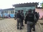 Sejus inicia instalação de câmeras em cadeias do AM para evitar fugas