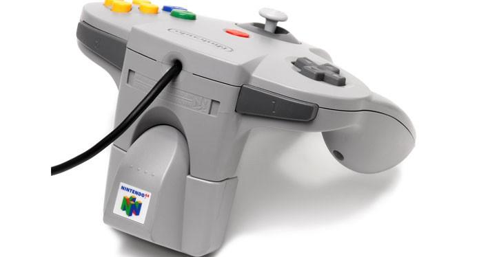 Rumble Pack do Nintendo 64 (Foto: Divulgação)