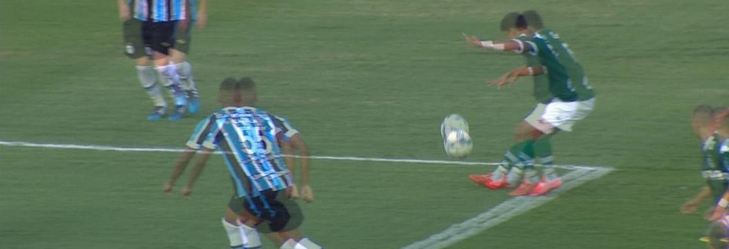Goiás x Grêmio - Campeonato Brasileiro 2015 - globoesporte.com 671f9dc052d40