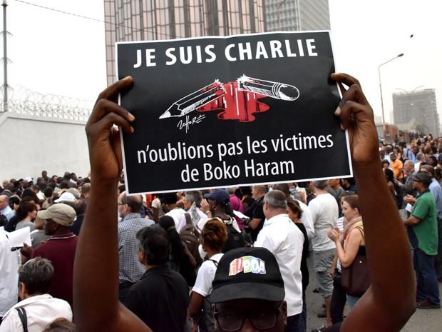 Para Kaigama, Nigéria está desamparada e não conseguirá conter militantes sozinha (Foto: AFP Photo/Sia Kambou)