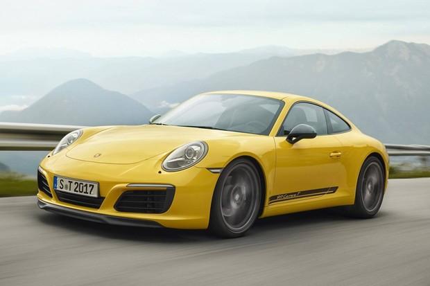 Porsche 911 Carrera T (Foto: Divulgação)