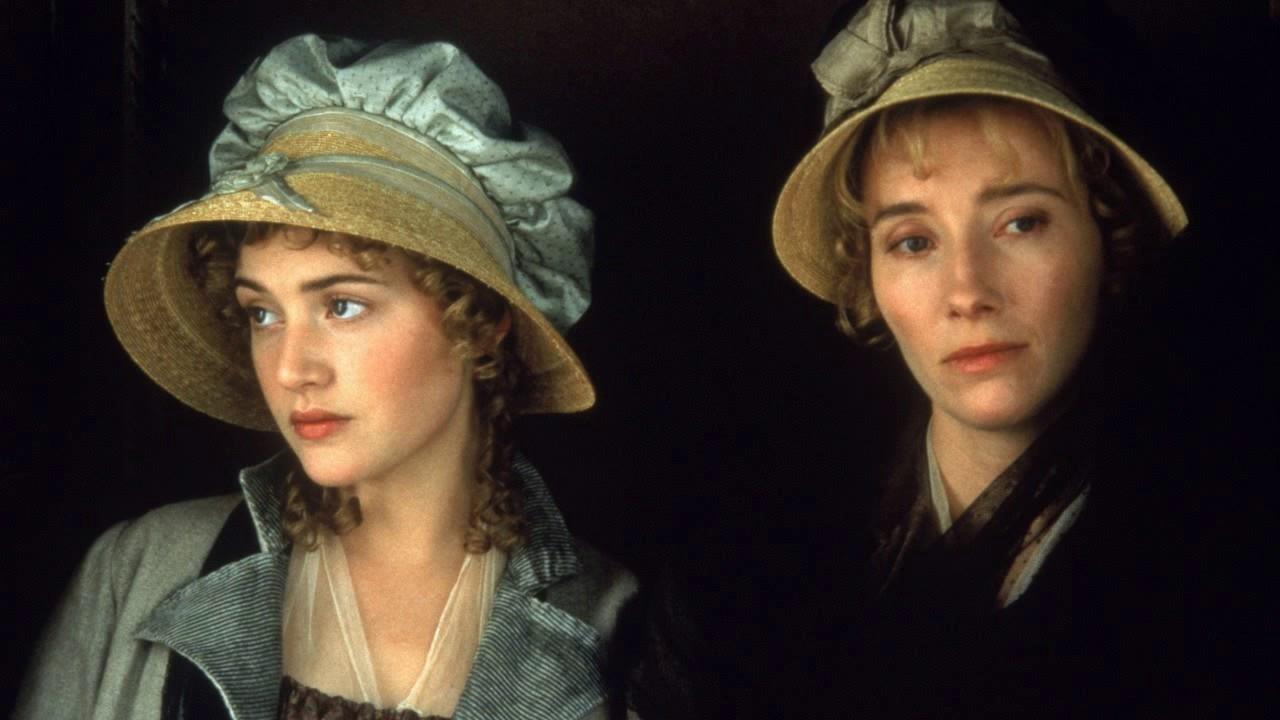 Kate Winslet e Emma Thompson no filme de 'Razão e Sensibilidade' (Foto: Divulgação )