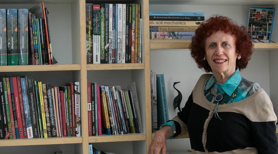 Shoshana Signer, da Oficina de Textos (Foto: Cris Castello Branco / Sebrae-SP)
