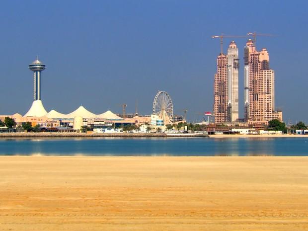 Abu Dhabi (Grep) (Foto: Globo Repórter)