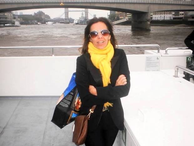Elaine Medeiros é personal friend em Piracicaba (Foto: Elaine Medeiros/ Arquivo Pessoal)