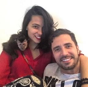 Latino e filha (Foto: (Reprodução/Instagram))