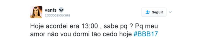 web-comentário-bbbdaloucura (Foto: Gshow)