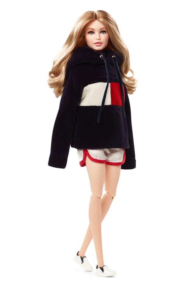 Barbie de Gigi para a Tommy (Foto: Divulgação)