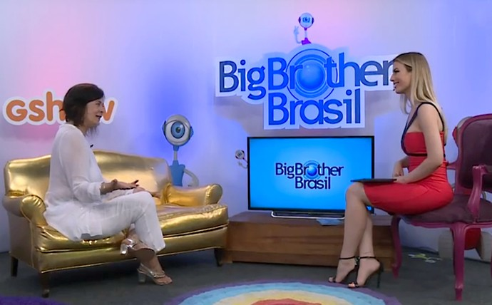 harumi e fernanda 2 (Foto: TV Globo)