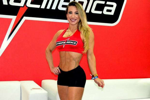 Michelly Crisfepe (Foto: Webert Belicio / Brazil News)