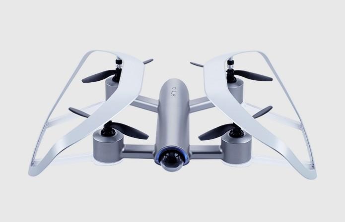 Drone Shift traz câmera 4K e pode voar até 30 minutos (Foto: Divulgação/this is engineering) (Foto: Drone Shift traz câmera 4K e pode voar até 30 minutos (Foto: Divulgação/this is engineering))