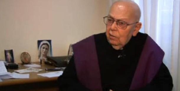 Amorth dizia que já tinha realizado 70 mil sessões de exorcismos. (Foto: Reprodução/Ansa)