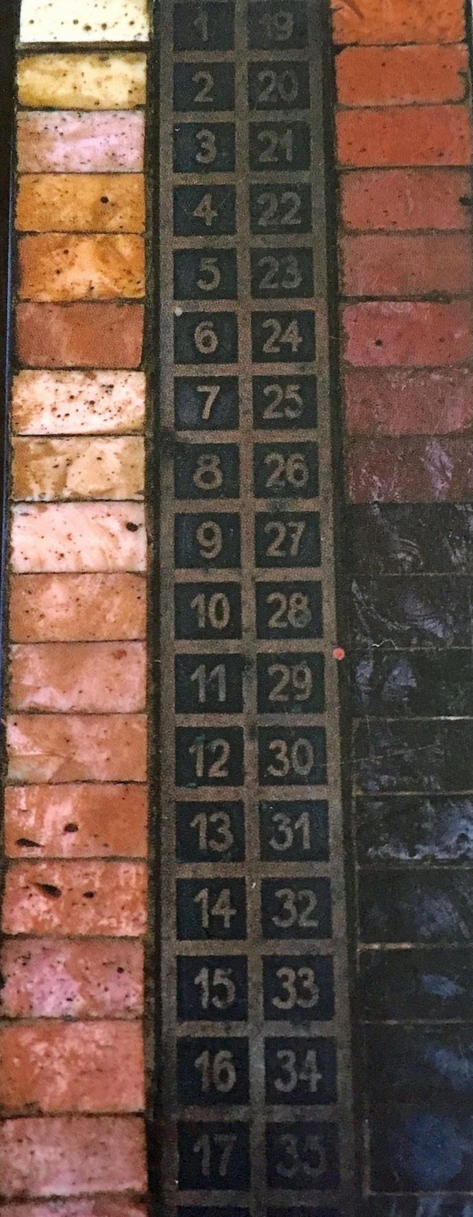 Escala cromática de classificação de pele, Félix von Luschan Arquivo Museu Nacional