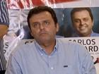 Carlos Eduardo afirma que vai tirar Natal do 'atual estado de falência'