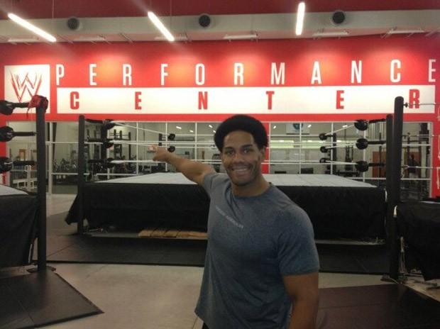Darren Young wrestling luta livre (Foto: Reprodução / Twitter)