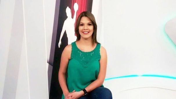 Tâmara Oliveira traz os destaques do esporte local no GE (Foto: Divulgação/TV Sergipe)