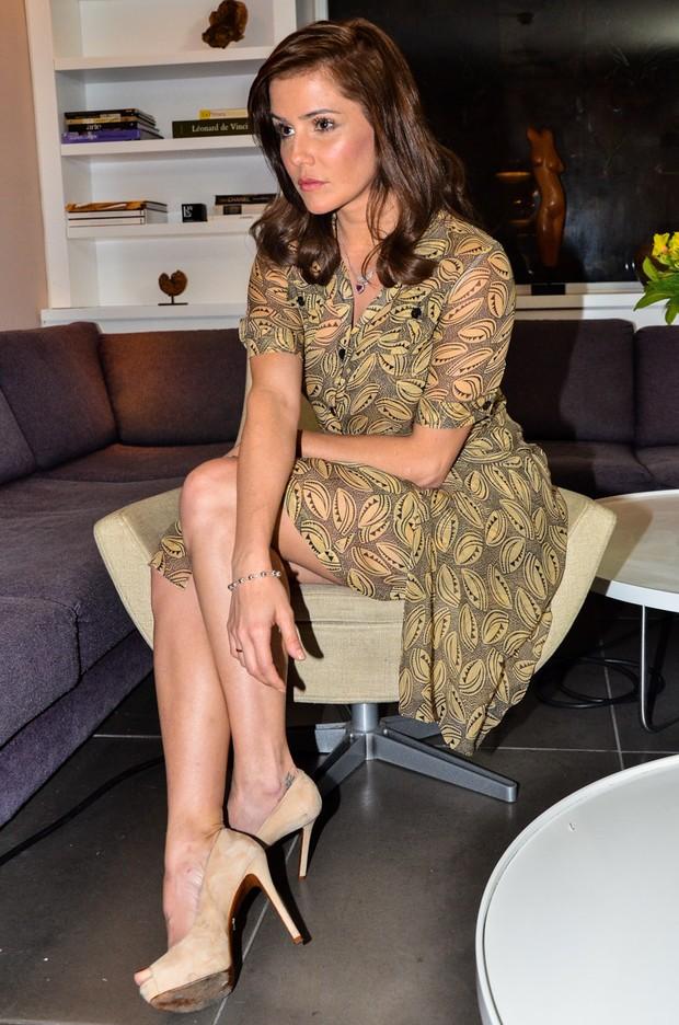 Deborah Secco (Foto: Caio Duran / AgNews)