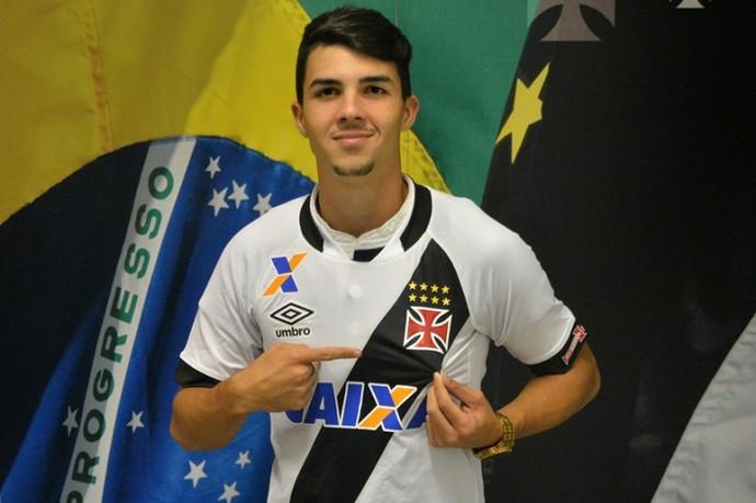 Matheus Marcondele Vasco sub-20 (Foto: Thiago Moreira/Vasco.com.br)