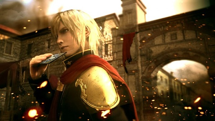 Final Fantasy Type-0 HD trará gráficos refeitos para o PlayStation 4 e Xbox One (Foto: Gematsu)