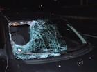 Idoso morre atropelado ao tentar atravessar rodovia em Fernandópolis
